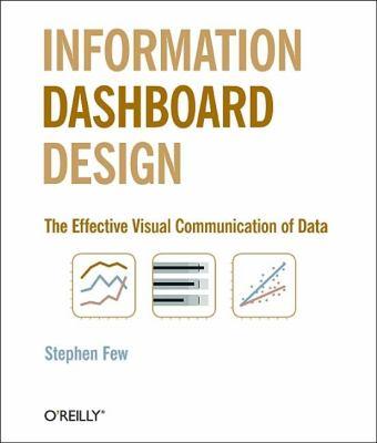 Cover of Information Dashboard Design