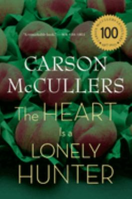 Cover image for The heart is a lonely hunter