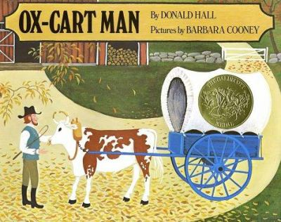 Ox-Cart Man cover
