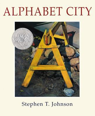 Cover image for Alphabet city 