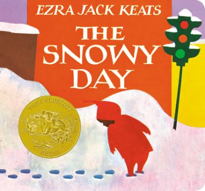 The Snowy Day by Ezra Jack Keats cover