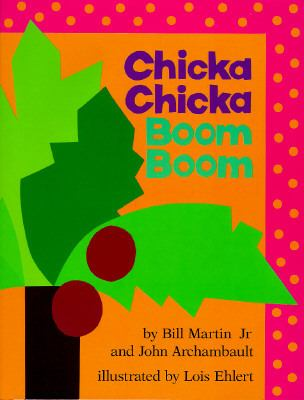 Chicka Chicka Boom Boom cover