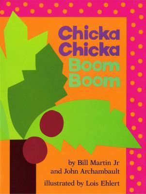 Chicka Chicka Boom Boom cover
