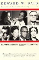 Representations Of The Intellectual