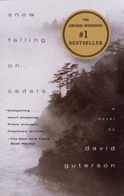 Cover image for Snow falling on cedars 
