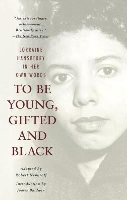 Cover image for To be young, gifted, and black