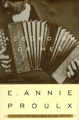 Cover image for Accordion crimes