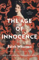 Age of Innocence by Edith Wharton