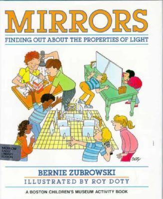 Cover image for Mirrors : finding out about the properties of light