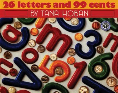 Cover image for 26 letters and 99 cents 