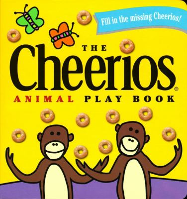 Details about The Cheerios Animal Play Book