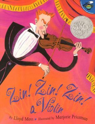 Cover image for Zin! zin! zin!