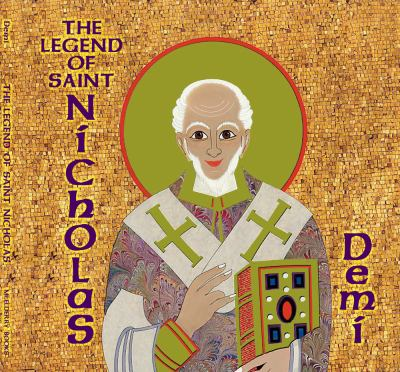 Cover image for The legend of Saint Nicholas 