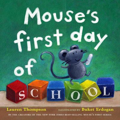 Cover image for Mouse's first day of school