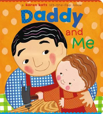 Daddy and Me by Karen Katz cover