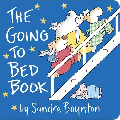 Going to Bed Book by Sandra Boyton cover