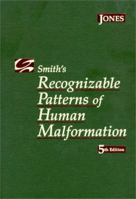 Smith's Recognizable Patterns of Human Malformation. 4th edition.