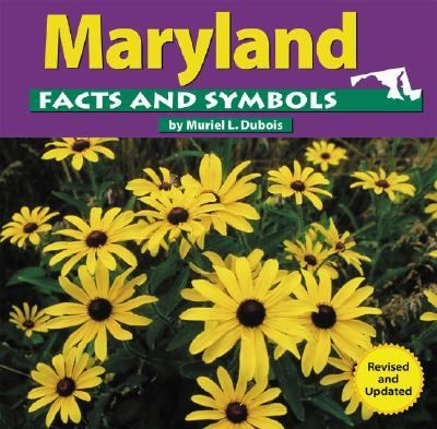 Book cover for Maryland Facts and Symbols