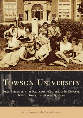 Book cover for Towson University