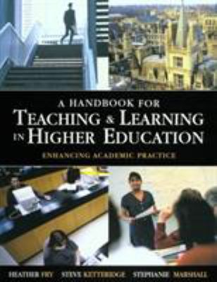 Front cover of A Handbook for Teaching and Learning in Higher Education
