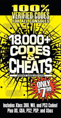 Cover image for Codes & cheats.