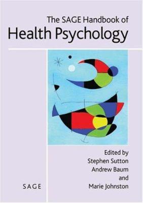 The SAGE Handbook of Health Psychology book jacket