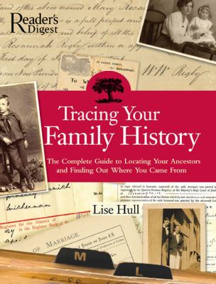 Image of book cover for Tracing Your Family History