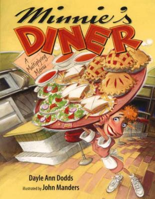 cover photo: Minnie's Diner: A Multiplying Menu