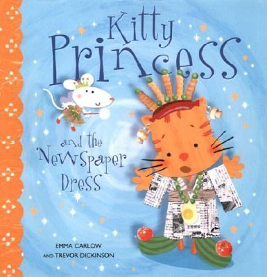 Details about Kitty Princess and the Newspaper Dress