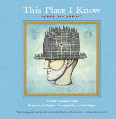 cover photo: This Place I Know: Poems of Comfort