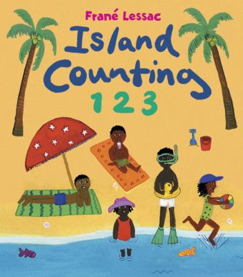 Cover image for Island counting 1 2 3