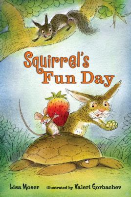 Cover image for Squirrel's fun day