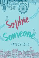 Sophie+someone by Long, Hayley © 2017 (Added: 4/3/17)