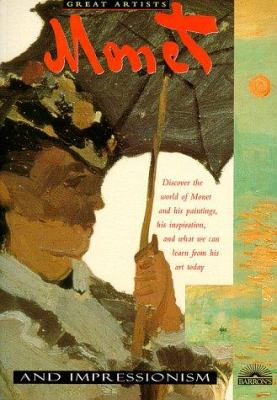 Cover image of Monet and Impressionism