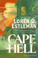 Cape Hell by Estleman, Loren D. © 2016 (Added: 5/18/16)