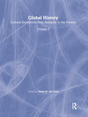 Global History: Spread of Religions and Empires book cover photo