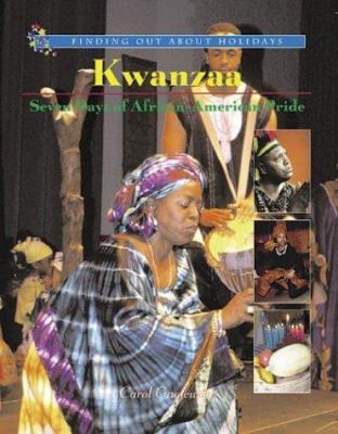 Details about Kwanzaa: Seven Days of African-American Pride