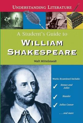 cover photo: A Students Guide to William Shakespeare