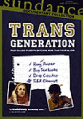 cover of Trans Generation