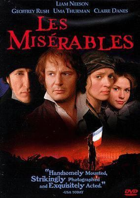 Cover image for Les misrables 