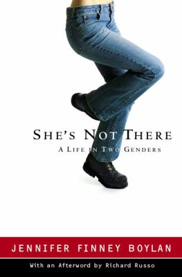 cover of She's Not There: A Life in Two Genders