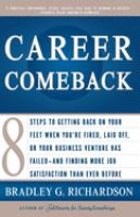 the cover of Career Comeback