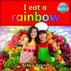 I Eat a Rainbow book cover
