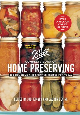 Cover image for Complete book of home preserving 