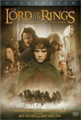 cover photo: Lord of the Rings:  The Fellowship of the Ring