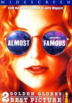 Cover image for Almost famous
