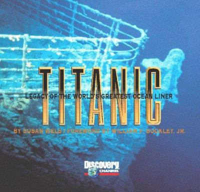 Details about Titanic : legacy of the world's greatest ocean liner