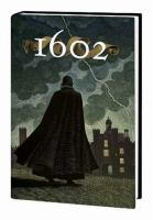 the cover of Marvel 1602