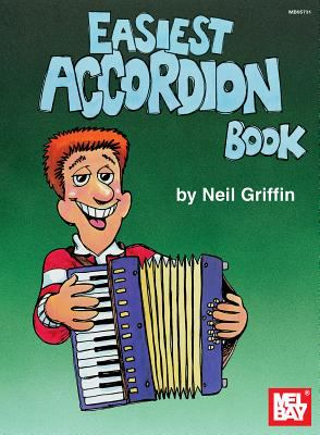Cover image for Mel Bay's easiest accordion book