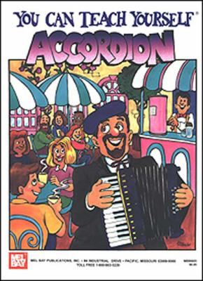 Cover image for You can teach yourself accordion